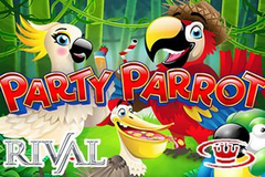 Онлайн слот Party Parrot