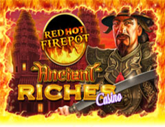 Онлайн слот Ancient Riches Casino Red Hot Firepot