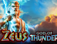 Zeus God of Thunder