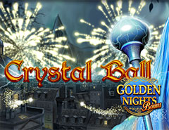 Crystal Ball Golden Nights