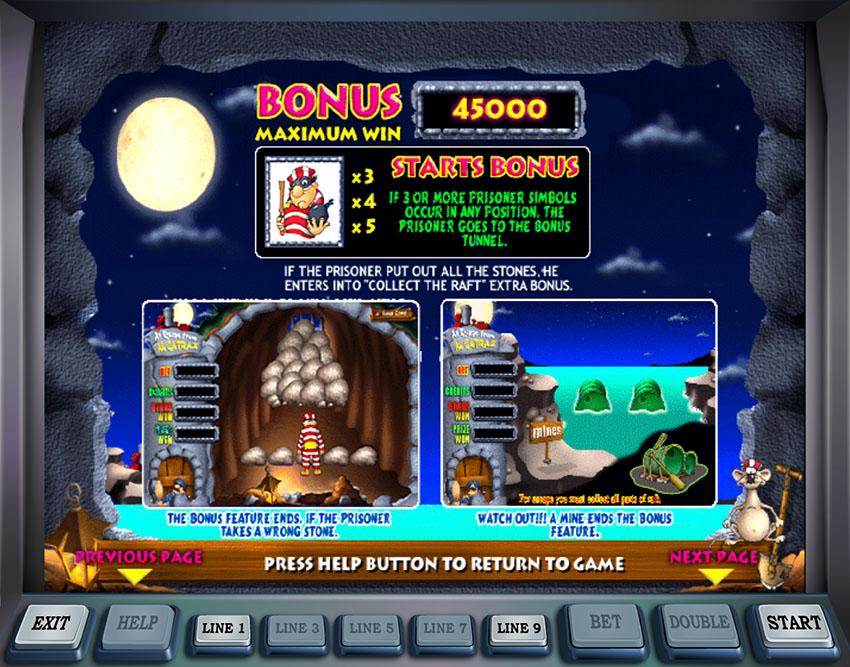 игровые автоматы бесплатно и без регистрации алькатрас