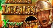Roman Legion Extreme Red Hot Firepot